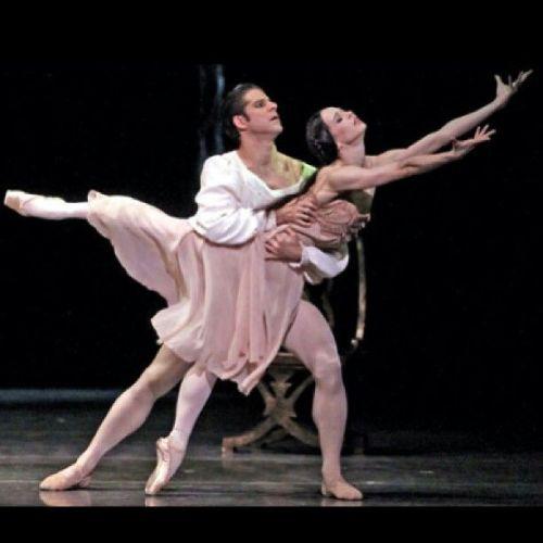 Diana Vishneva & Marcelo Gomes in Romeo & Juliet